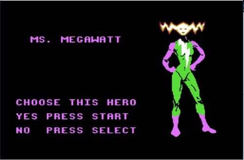 Mrs. Megawatt