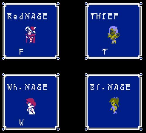 Final Fantasy Feminine Fantasy ROM hack