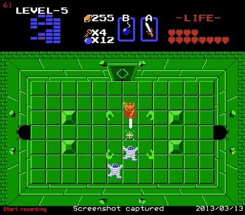 Zelda Starring Zelda screenshot