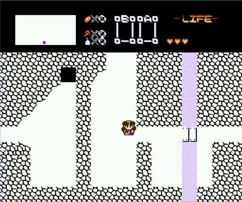 Zelda Story Screenshot