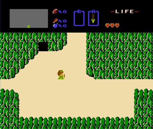 Legend of Zelda ROM hack