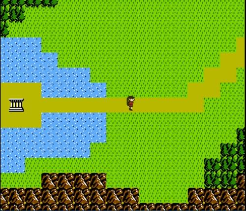 Adventure of Lady Link screenshot