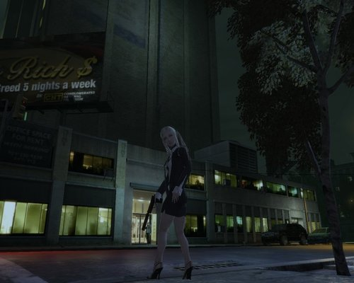 Grand Theft Auto 4 female mod