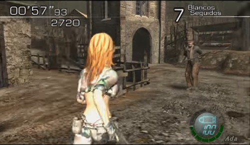 Resident evil 4 female skin mod