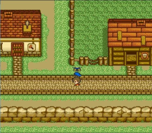 Harvest Moon SNES female hack