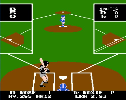 Bad News Baseball Screenshot