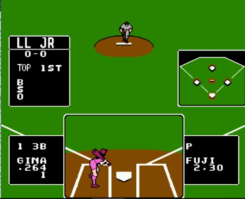 Baseball Stars Screenshot
