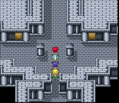 Lufia & the Fortress of Doom gameplay